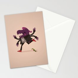Monster 1 Stationery Cards