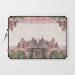 Chateau Photographic Pattern #1 Laptop Sleeve