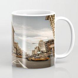 FlatIron - Midday Rush Coffee Mug