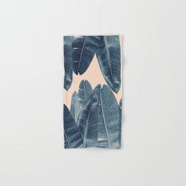 Banana Leaves - Cali Vibes #4 #tropical #decor #art #society6 Hand & Bath Towel