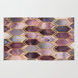 Dreamy Stained Glass 1 Rug