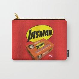Jasman Superhero Suit Box - TV Carry-All Pouch