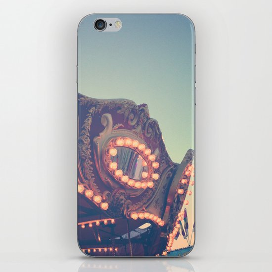 Twilight Carnival Ride iPhone & iPod Skin