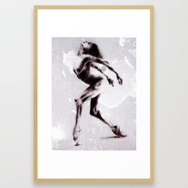F e r a l Framed Art Print