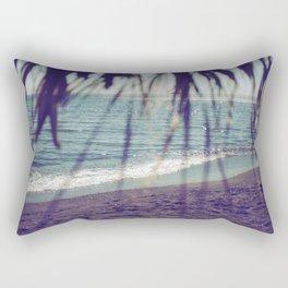 Turquoise Bliss Rectangular Pillow