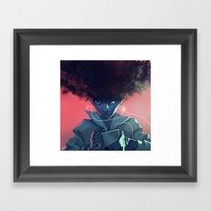 Yea Framed Art Print