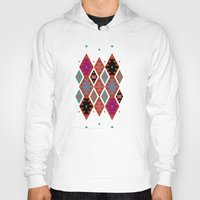 bohemian Hoodies featuring bohemian by spinL