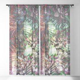 Nature Calls Sheer Curtain