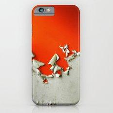 Orange Paper Peel iPhone 6s Slim Case
