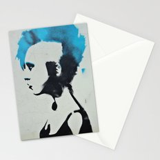 you were punked Stationery Cards