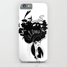 This head I hold - Emilie Record iPhone 6s Slim Case