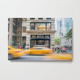 5th Avenue Metal Print