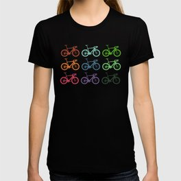 Racing bicycle T-shirt