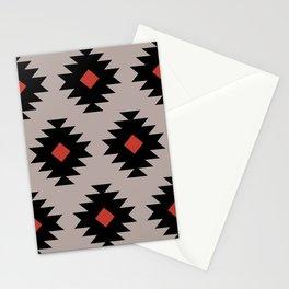 Colorful Southwestern Pattern 552 Stationery Cards