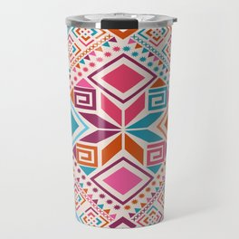 Native American Tribal Travel Mug
