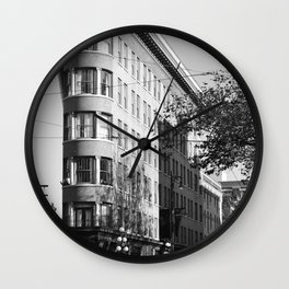 gastown vancouver Wall Clock