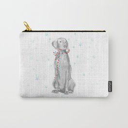 CHRISTMAS IS ALL AROUND YOU Carry-All Pouch