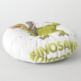 If History Repeats Itself Im So Getting A Dinosaur Floor Pillow