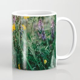 Wildflower meadow by the sea   Sweden Coffee Mug
