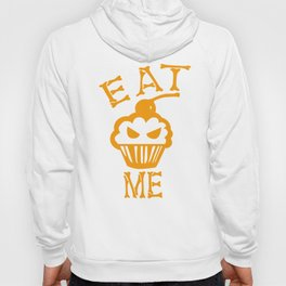 Eat me yellow version Hoody