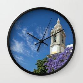 Do Carmo church, Faro Wall Clock