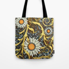 The Golds of Autumn Tote Bag