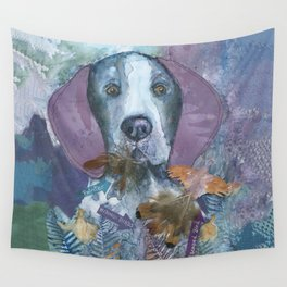 The Pointless Pointer Wall Tapestry