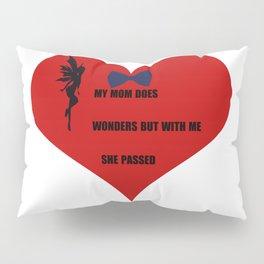 the heart is vain Pillow Sham