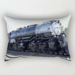 Big Boy - Steam Engine  Rectangular Pillow