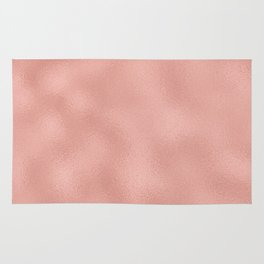 Rose gold - Touch of Rose Rug