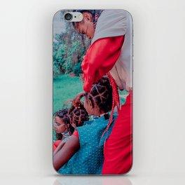 Chain, Chain, Chain iPhone Skin