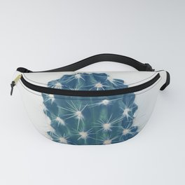 Cactus photography. Green cacti. Nature photo. Modern botanical Fanny Pack