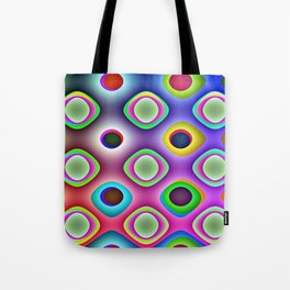 Crazy Candy's Abstract 5 Tote Bag