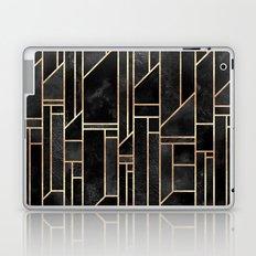 Black Skies Laptop & iPad Skin