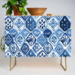 Arabesque tile art Credenza