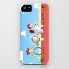 TOY STORY Slim Case iPhone (5, 5s)