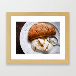 Burnt Sugar, Take III Framed Art Print