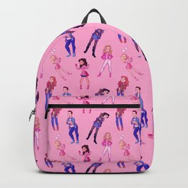 Freaks and Pinks Backpack