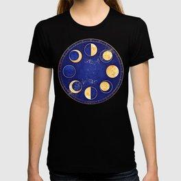 Celestial Atlas :: Lunar Phases T-shirt