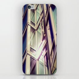 Metal Reflections iPhone Skin