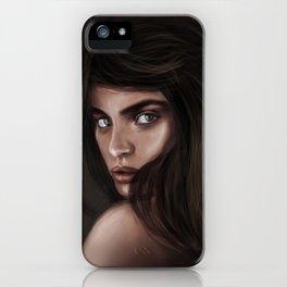 Sara Sampaio iPhone Case