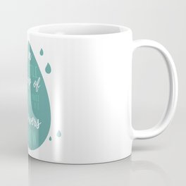 A Little Drop of Rain Coffee Mug