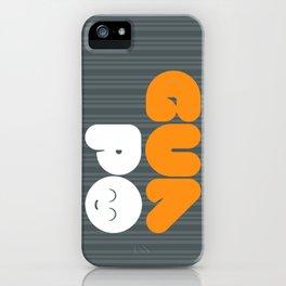 Guapo 02 iPhone Case