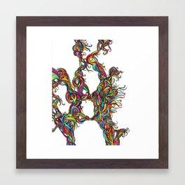 Colorscape I Framed Art Print