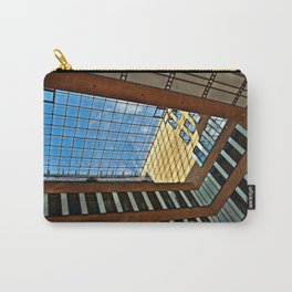 Modern office building in Hamburg Carry-All Pouch