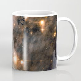 Into the Depths of the Eagle Nebula Coffee Mug
