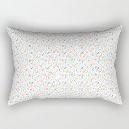 ABCs Rectangular Pillow