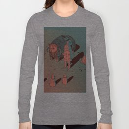 The Bison #2 Long Sleeve T-shirt