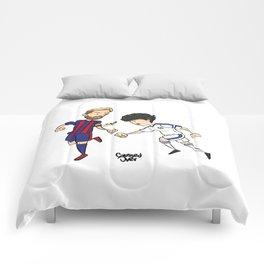 Captains duel Comforters