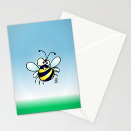 Bumbling Bee Stationery Cards